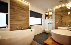 The Block bathroom Bathroom Renos, Laundry In Bathroom, Bathroom Renovations, Small Bathroom, Bathroom Ideas, The Block Bathroom, Modern Baths, Luxury Decor, Home Design Plans