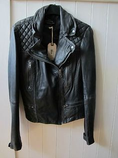 All Saints leather jacket - I need one of these