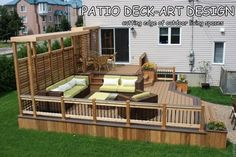 1000 Images About Deck Plans On Pinterest Wood Decks