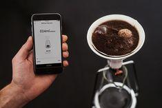 GINA: a Discreetly Smart Coffee Instrument - Core77