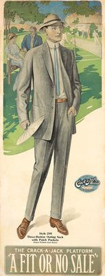 Crack-A-Jack Vintage Poster (artist: Anonymous) USA c. 1918