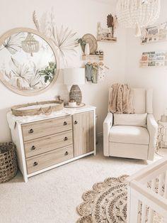 Bohemian Nursery, Chic Nursery, Nursery Neutral, Nursery Room, Nursery Furniture, Nursery Decor, Baby Boy Rooms, Baby Bedroom, Baby Boy Nurseries
