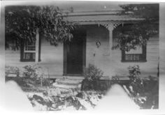 """Home of Les Williams, Parau. The house was on the left of the road to Huia before the Parau Post Office. """"At Parau an agency [post office] opened on January 1914 and closed on 29 August 1980 when the store closed."""" Source: I. Nz History, Auckland New Zealand, Post Office, The Neighbourhood, January, Store, House, Outdoor, Outdoors"""