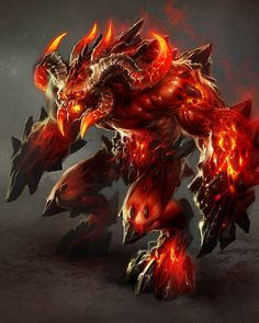 Creative & Inspiring Character & Monster Concept Art #3 | nenuno creative