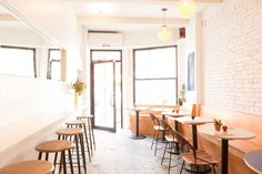 THE 21 BEST—AND BUZZIEST—HEALTHY RESTAURANTS IN NEW YORK CITY RIGHT NOW // June 2016 // #healthy #restaurants