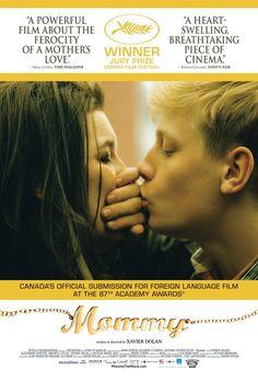 """Cinemateca, despre Mommy: """"Filmul e povestea unei curse perverse si puternic angoasante; imbracata intr-un filigran cinematic si sonor armonios si indraznet, poveste e posibila exclusiv intr-o societate civilizata si mai putin critica, precum Canada."""""""