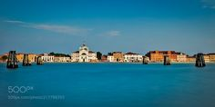 Silence in Venice by zimmermannchris