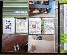 Project Life | Week Twenty-Two, via Flickr.