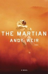 The Martian Andy Weir and a bunch of other cool books this week...
