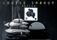 Louise Smærup Design produktkatalog. Se det her.