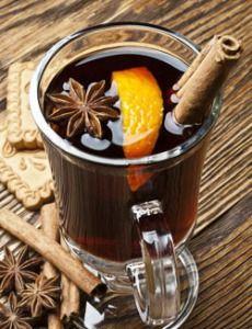 Глинтвейн: рецепты – как приготовить теплое вино от простуды