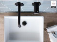 Zwarte Kraan Badkamer : Kraan badkamer zwart inspiratieboost badkamers met