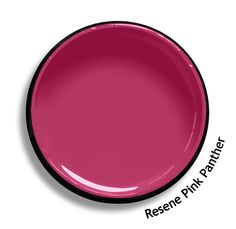 Resene Pink Panther is a modern red violet, softly pink. From the Resene KidzColour colour range. Try a Resene testpot or view a physical sample at your Resene ColorShop or Reseller before making your final colour choice. www.resene.co.nz/kidzcolour.htm Olive Green Paints, Resene Colours, Pallet Designs, Winter Light, Front Door Colors, Easy Rider, Paint Finishes, Fashion Colours, Color Pallets