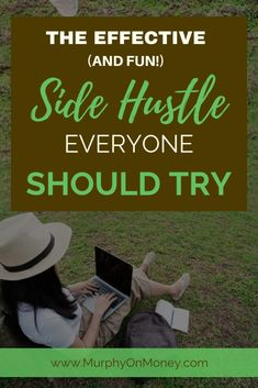 People are side hustling either out of necessity or desire or to attaining Financial, Location, and Time freedom - This side hustle has it all! Work From Home Opportunities, Become A Millionaire, Way To Make Money, Personal Finance, Hustle, Online Marketing, How To Become, Things To Sell, Finance Blog