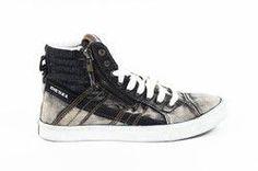 Diesel mens sneakers D-STRING Y00781 P0500 T8013