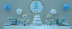 Exclusivè Partie: Festa do Ursinho Príncipe