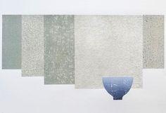 Pen And Watercolor, Watercolor Paintings, China Wall, Japanese Aesthetic, Modern Art Prints, Woodblock Print, Abstract Pattern, Sculpture Art, Printmaking