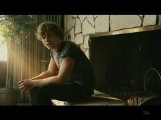 Ashton in the Amnesia music video.