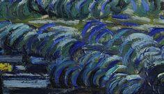 The Starry Night Vincent van Gogh 1889