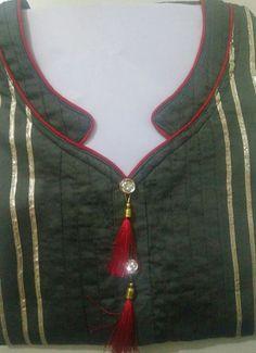 Chudithar Neck Designs, Neck Designs For Suits, Neckline Designs, Sleeves Designs For Dresses, Dress Neck Designs, Fancy Blouse Designs, Salwar Designs, Salwar Suit Neck Designs, Saree Blouse Neck Designs