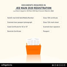 JEE Main 2020 Registrations for April session is ongoing and will conclude on March . Engineering Exam, Engineering Colleges In India, School Of Engineering, Entrance Exam, Last Date, Maine, How To Apply, Student