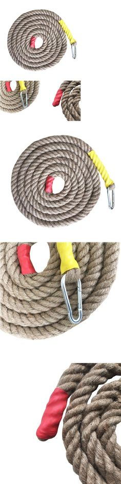 Ropes Cords and Slings 50816: Aoneky Gym Climbing Outdoor Ropes Training Apparatus (Brown,10 Ft) Free Shipping -> BUY IT NOW ONLY: $39.48 on eBay!