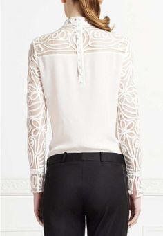 #anne_fontaine #blouse