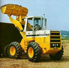 IH 510 Wheel Loader