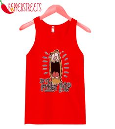 About Garfield Friday Tank-Top This tank top is Made To Order, we print one by one so we can control the quality. We use DTG Technology to print Garfield Friday Tank-Top. Custom Tank Tops, New Tank, Cute Designs, Friday, Unisex, How To Make, Black, Women, Fashion