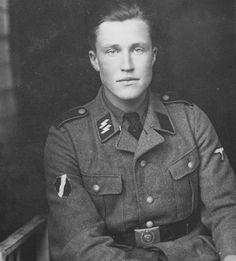 Latvian SS Volunteer.
