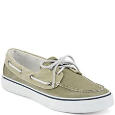 6879be9e4b31b3 0561043 Sperry Men s Bahama 2-Eye Casual Shoes - Tan Sperry Top Sider Men