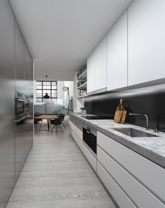 moderno loft situado en Londres 5