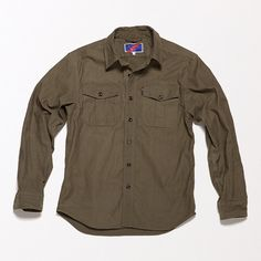 The Work Shirt | Best Made Co