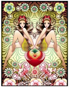 catalina estrada art | Bright and Beautiful - Catalina Estrada (9 illustrations) - My Modern ...