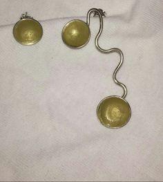 Σκουλαρίκια από αλπακά