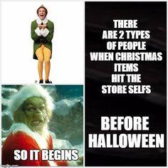 Types Of People, Christmas Items, Memes, Meme