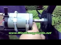 How To Build A Wind Turbine For Free