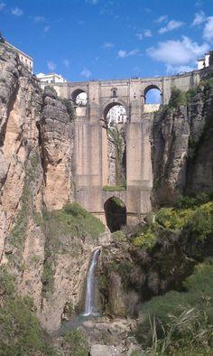 Rhonda, Spain - I want to go back!!