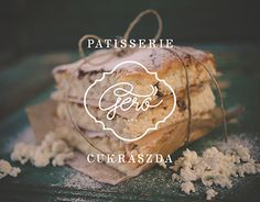 """Check out new work on my @Behance portfolio: """"GERO PATISSERIE"""" http://be.net/gallery/50798029/GERO-PATISSERIE"""