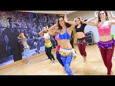 Never enough drum solo for us! Belly Dance to Emad Sayyah by Fleur Estelle Dance Company - YouTube
