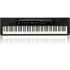 The Williams Allegro 2 is a full-size digital piano with 88 hammer-action weighted keys and a brilliant new custom sound library. Enjoy 10 great sound samples including classical and modern pianos a...