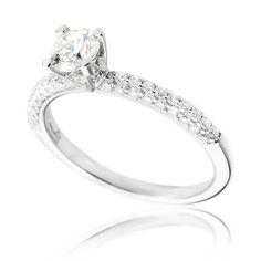 Canada Star Platinum Round Brilliant Cut Solitaire Minimum 1.00ct Diamond Shoulder Set Engagement Ring Ad: Wedding Rings | Diamond Wedding Ring | Diamond Engagement Ring | Diamond Wedding Band | Platinum Wedding Ring | Platinum Wedding Band | Platinum Engagement Ring |