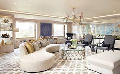 Outstanding Interior Design Ideas by 1508 London! Modern center table Modern Sofas Living room decor #luxuryinteriordesign #londonhousedesign #homedecortips Find more: https://www.brabbu.com/en/inspiration-and-ideas