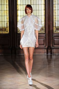 Dress by Threeasfour Spring 2014