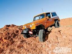71 Jeep Comando (The Jeepster)...