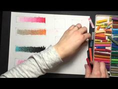 This is a simple introduction to oil pastels we made in collaboration with Sakura. Learn how to blend oil pastels and other basic techniques that can enhance...