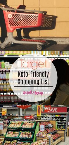 Create A Shopping List Of Keto-Friendly Foods (Image Keto Food List, Food Lists, Keto Foods, Keto Meal, Keto Recipes, Healthy Recipes, Low Carb Shopping List, Shopping Lists, Grocery Lists
