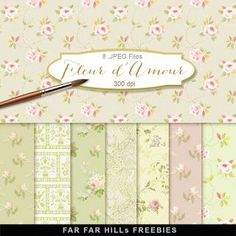 ClickHERE to download New Freebies Kit of Scrap Backgrounds - Fleur d'Amour. And see other Winter Freebies. Enjoy! File Info: ZIP file 300 .dpi