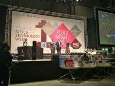 Quiz Night XL @ Beursgebouw, Eindhoven