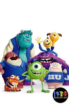 Lò đào tạo quái vật P2 All Disney Movies, Pixar Movies, Monster University, Disney Phone Wallpaper, Iphone Wallpaper, Disney Magic, Disney Art, Spongebob Background, Monster Inc Birthday